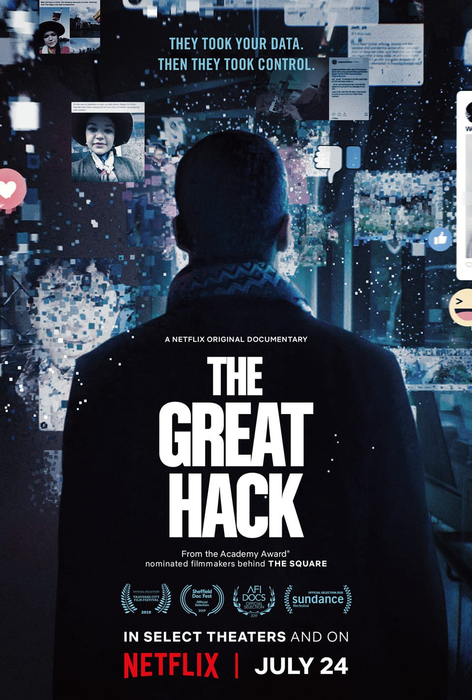 THE GREAT HACK | A Netflix Original Documentary | July 24
